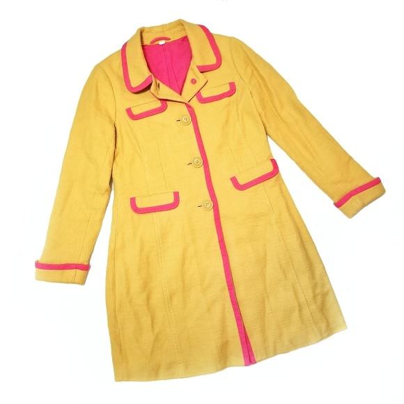Boden Jackets & Blazers - Boden Lena Coat Kate Middleton 60s Long Jacket